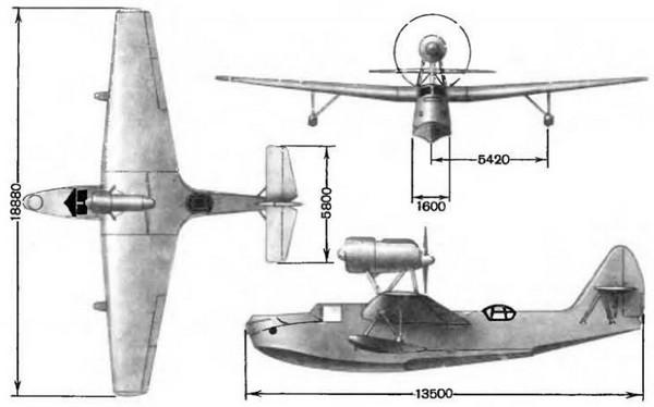 самолёт мбр-2 фото
