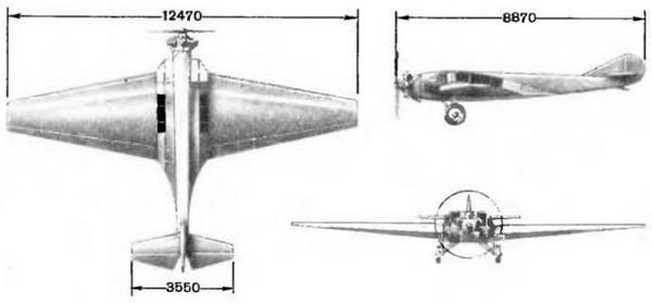 НИАИ-1 (ЛК «ФАНЕРА-2»)